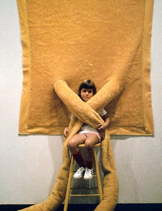 Surface qui vous prend dans ses bras, 1972