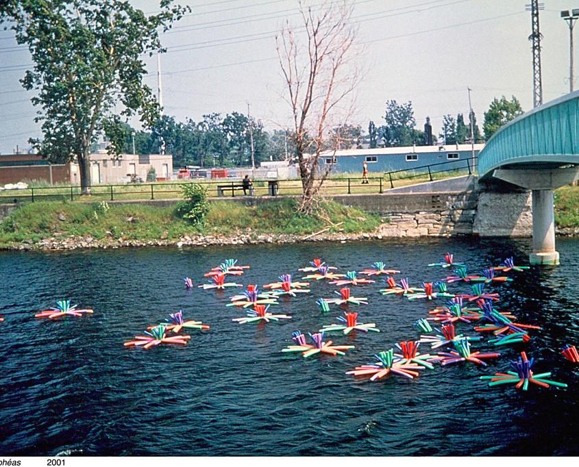 Néo-Nymphéas - 2001