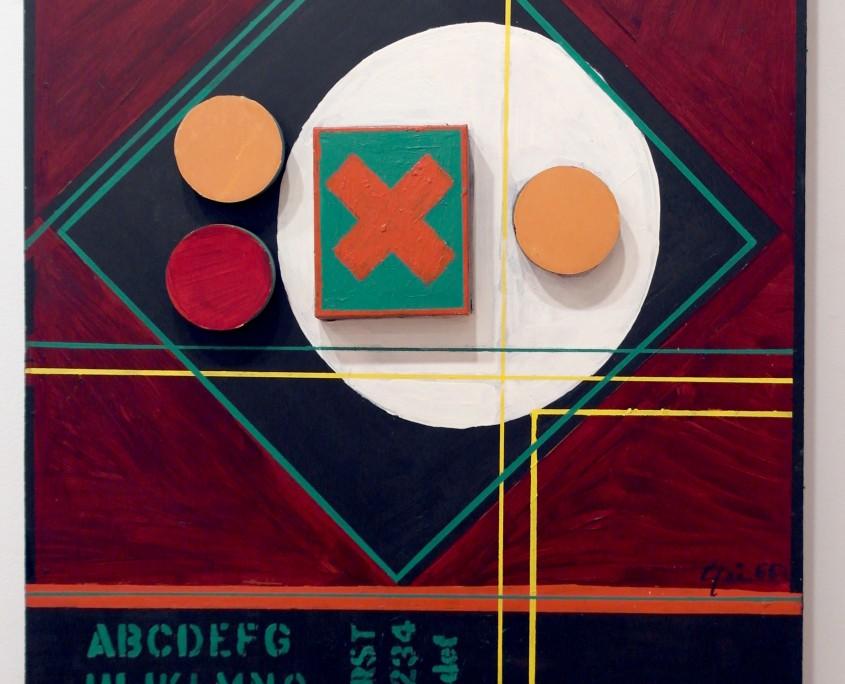 Sans titre ( abcdefg ) 1966