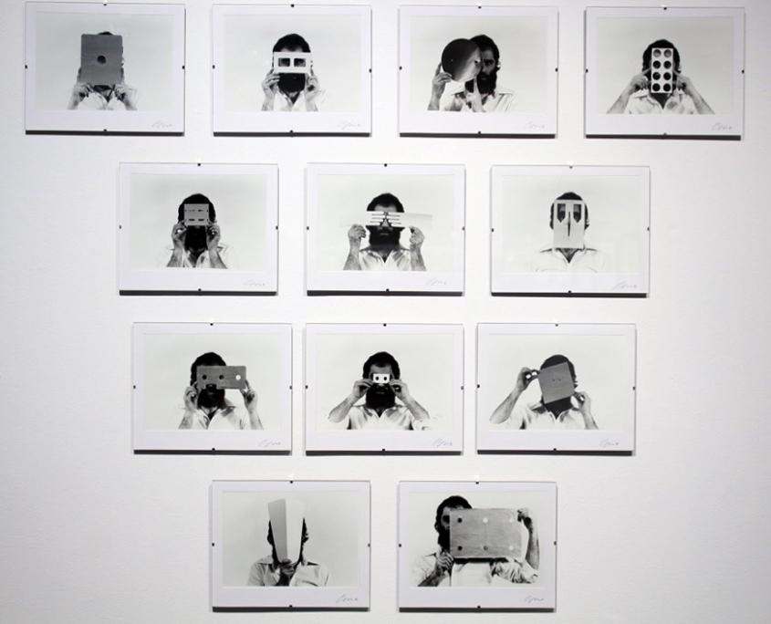 CACHE-CACHE en douze actions, 1981