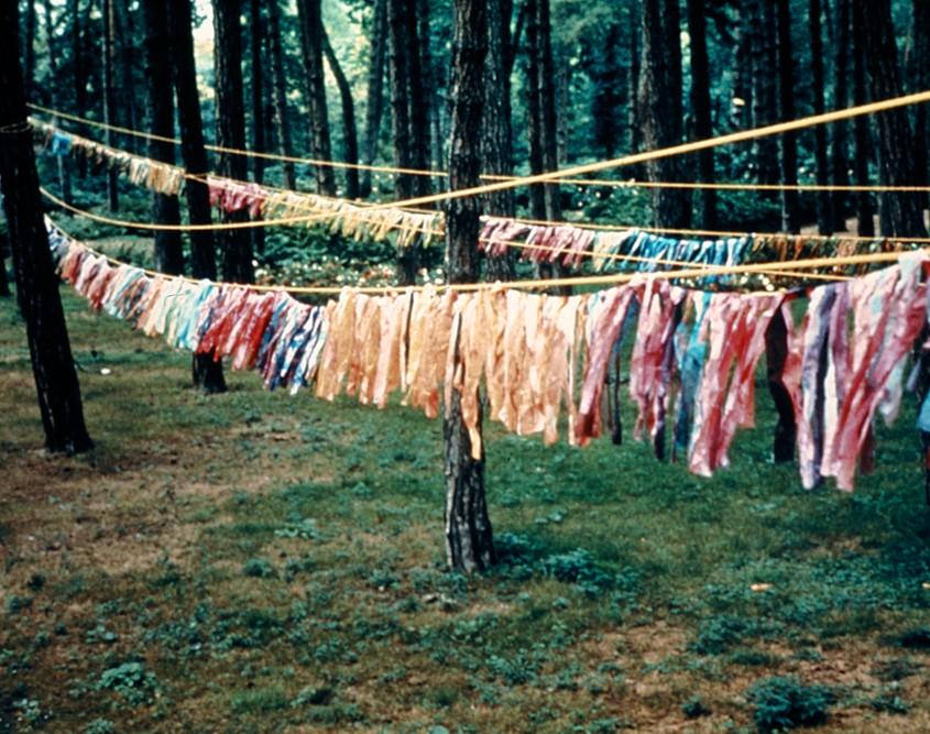 Corde à Linge, 1971